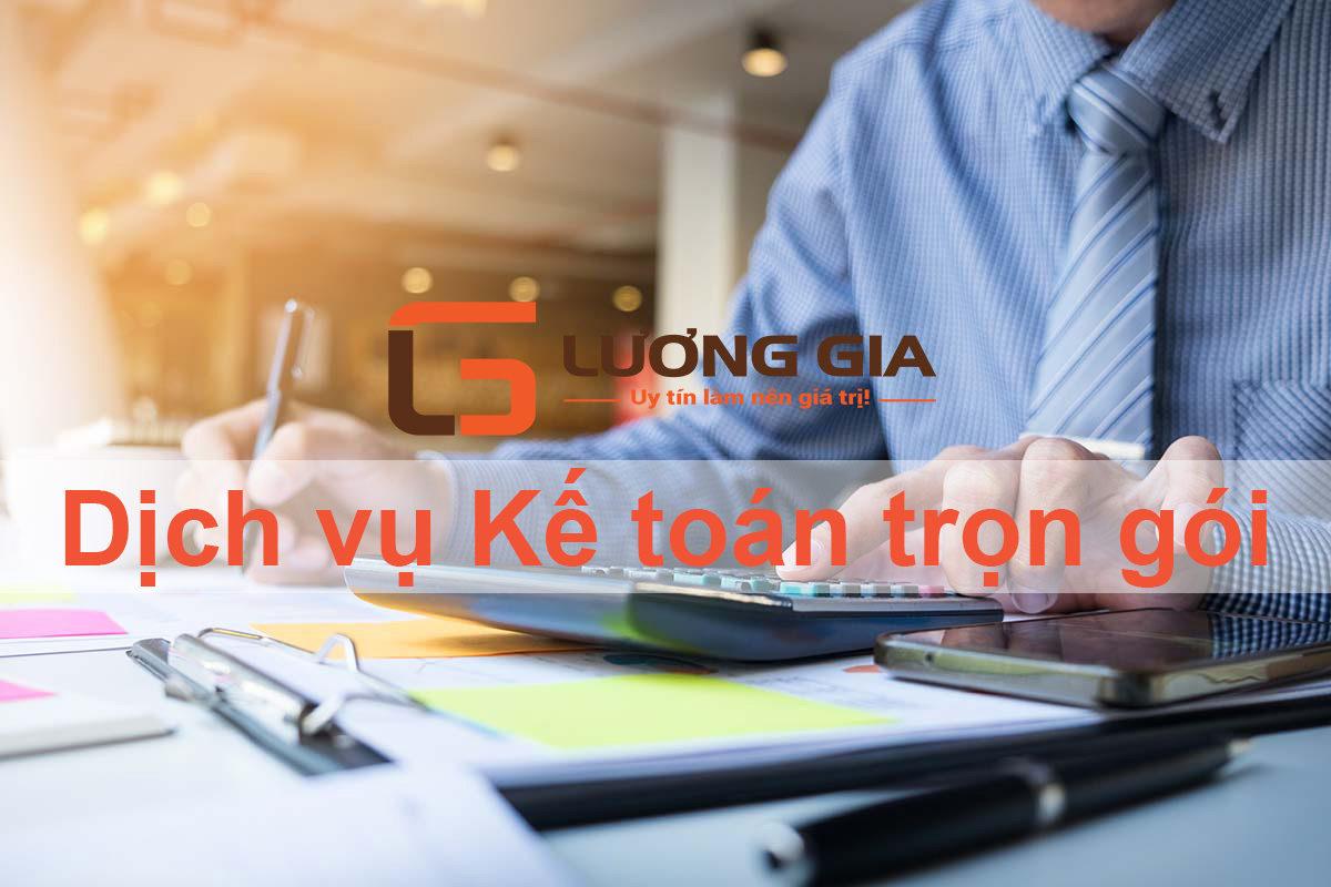 Dịch vụ Kế toán thuế trọn gói, giá rẻ, uy tín tại Nam Định