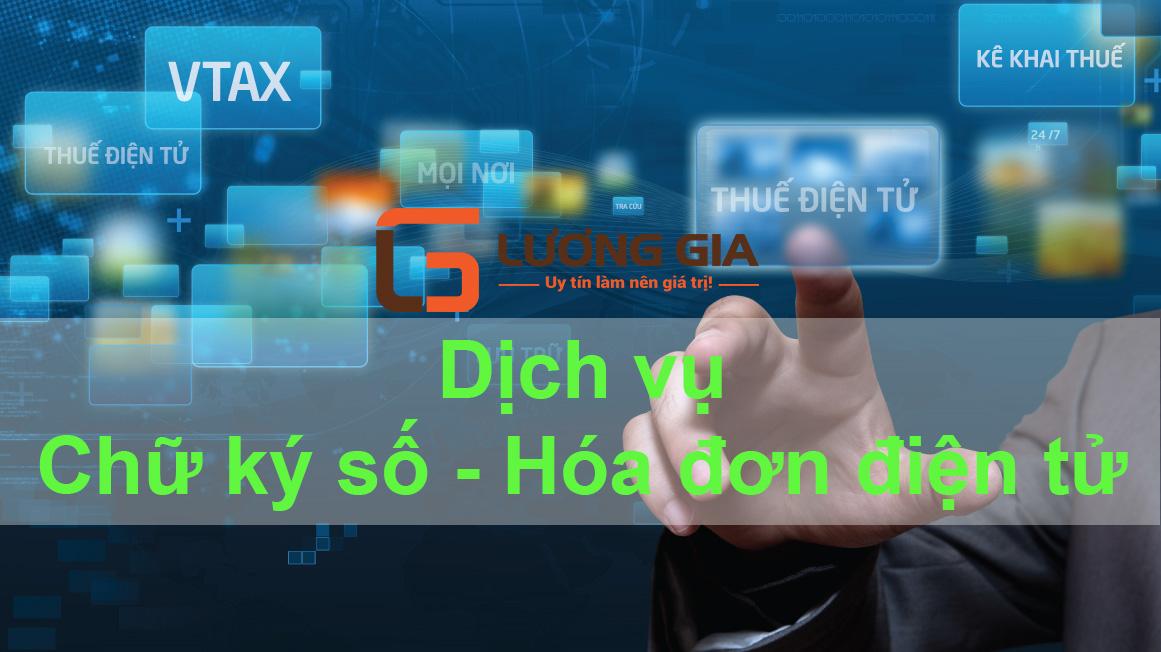 Dịch vụ Chữ ký số - Hóa đơn điện tử giá rẻ, uy tín tại Nam Định