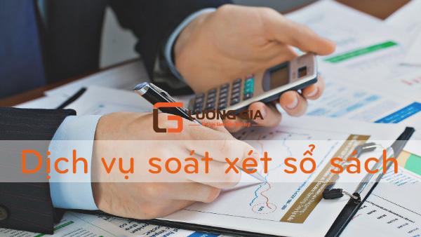 Dịch vụ soát xét sổ sách uy tín giá rẻ tại Nam Định
