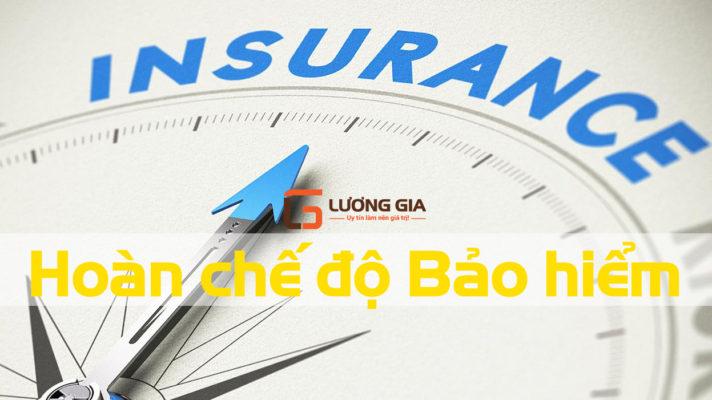 Dịch vụ hoàn chế độ bảo hiểm uy tín tại Nam Định